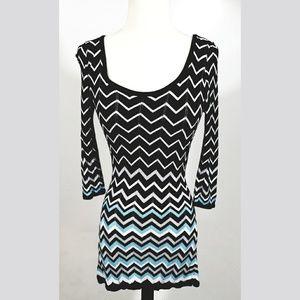 White House Black Market Sweater Dress NWT sz XS